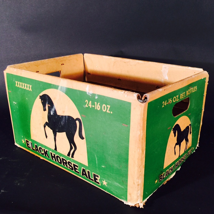 Black Horse Ale Box Beer