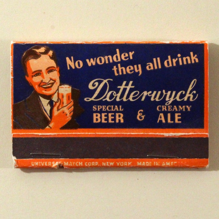 Dotterwyck Ale & Beer Match Cover Beer