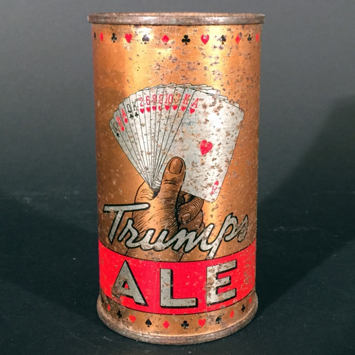 Trumps Ale 818 Beer