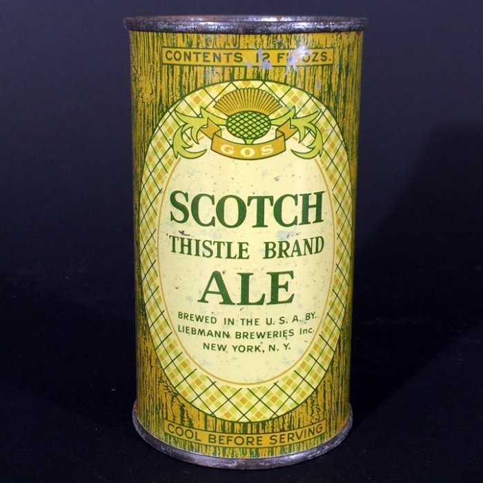 Scotch Thistle Brand Ale 748A Beer