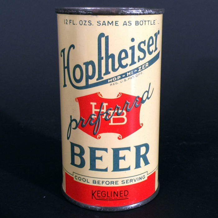Hopfheiser Preferred Beer 397 Beer