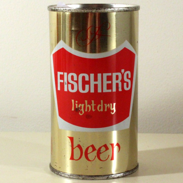 Fischer's Light Dry Beer 063-29 Beer