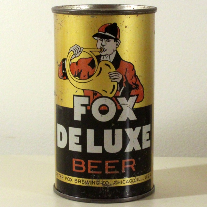 Fox De Luxe Beer 294 Beer