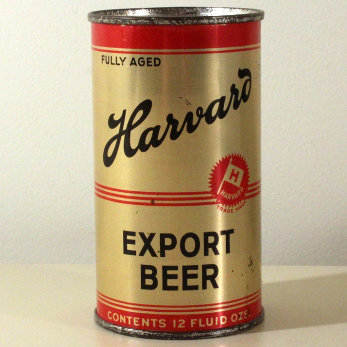 Harvard Export Beer 387 Beer
