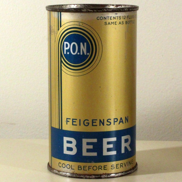 Feigenspan P.O.N. Beer Long Opener 263 Beer