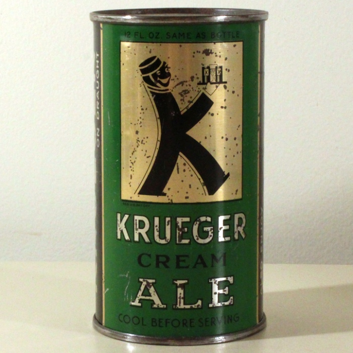 Krueger Cream Ale 463 Beer
