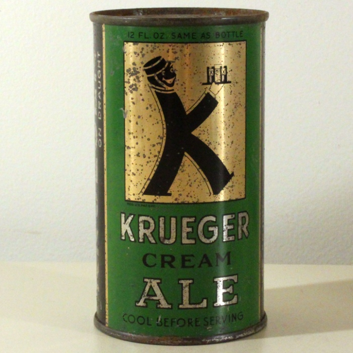 Krueger Cream Ale 462 Beer