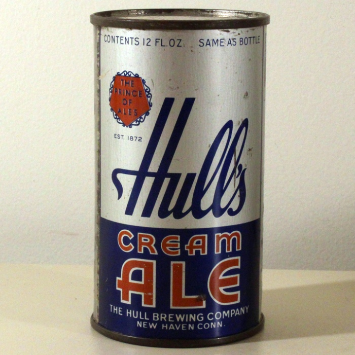 Hull's Cream Ale 431 Beer