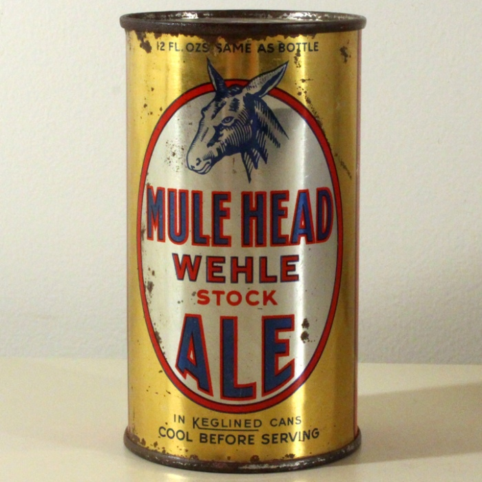 Mule Head Stock Ale Long Opener 540 Beer