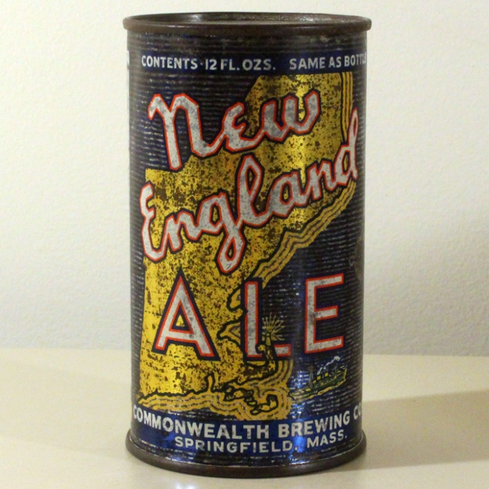 New England Ale Yellow Shoreline 572 Beer
