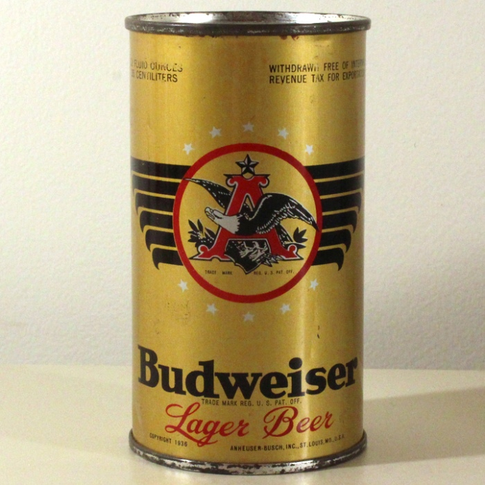 Budweiser Lager Beer Withdrawn Free 151 Beer
