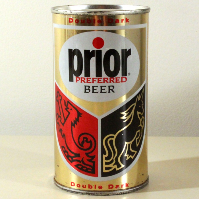 Prior Preferred Beer 117-08 Beer
