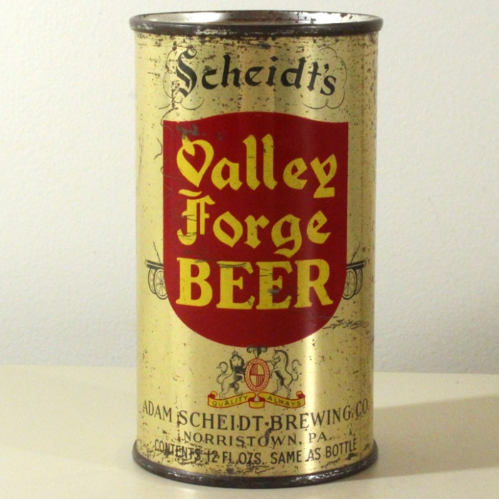 Valley Forge Beer 142-40 Beer