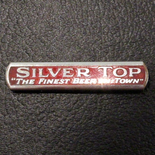 Silver Top Slide Opener Beer