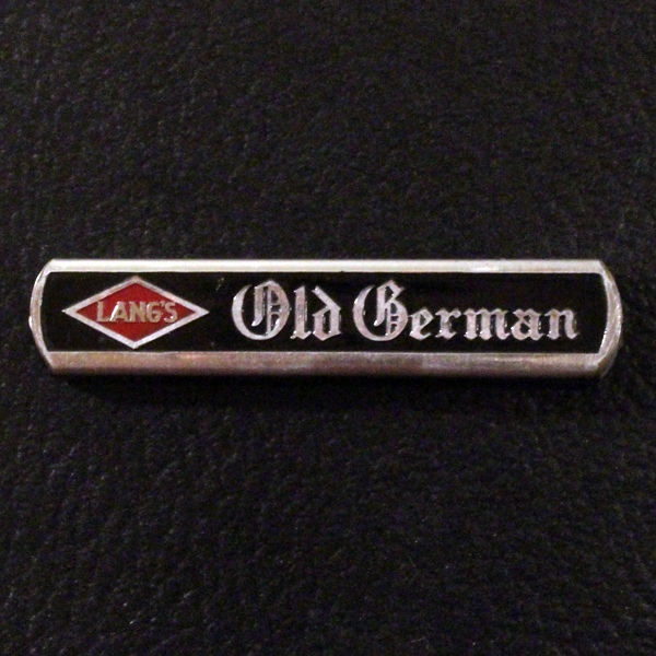 Lang's Old German Slide Opener Beer