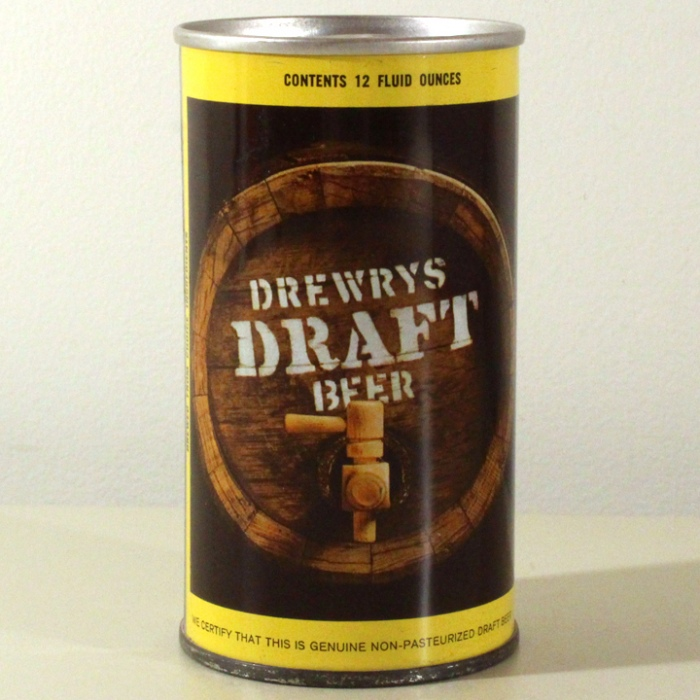 Drewrys Draft Beer 059-25 Beer