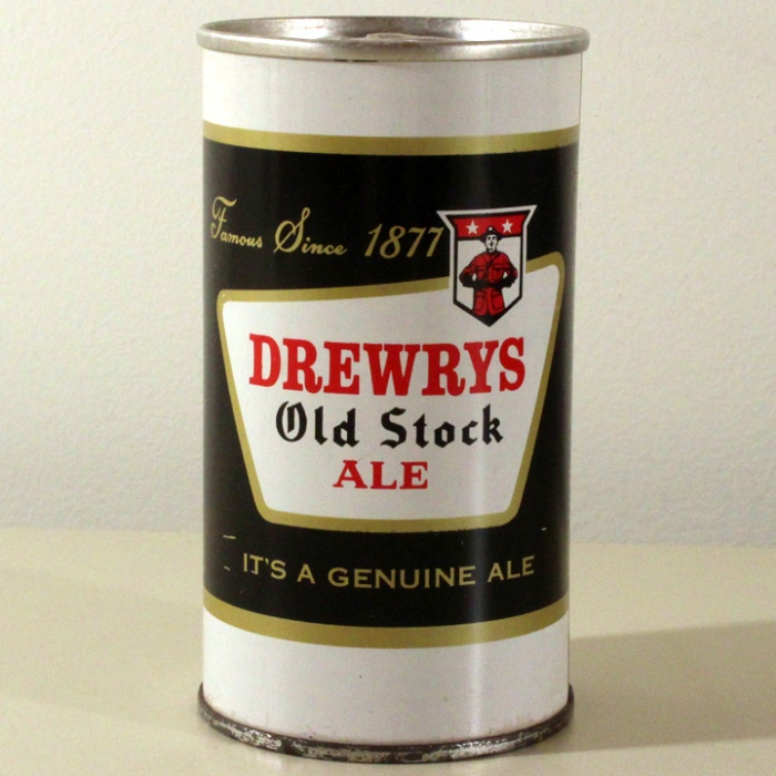 Drewrys Old Stock Ale 059-19 Beer