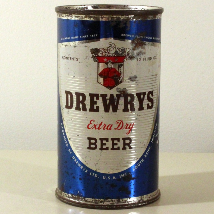 "Drewrys Extra Dry Beer ""Your Horoscope"" 056-32 Beer"