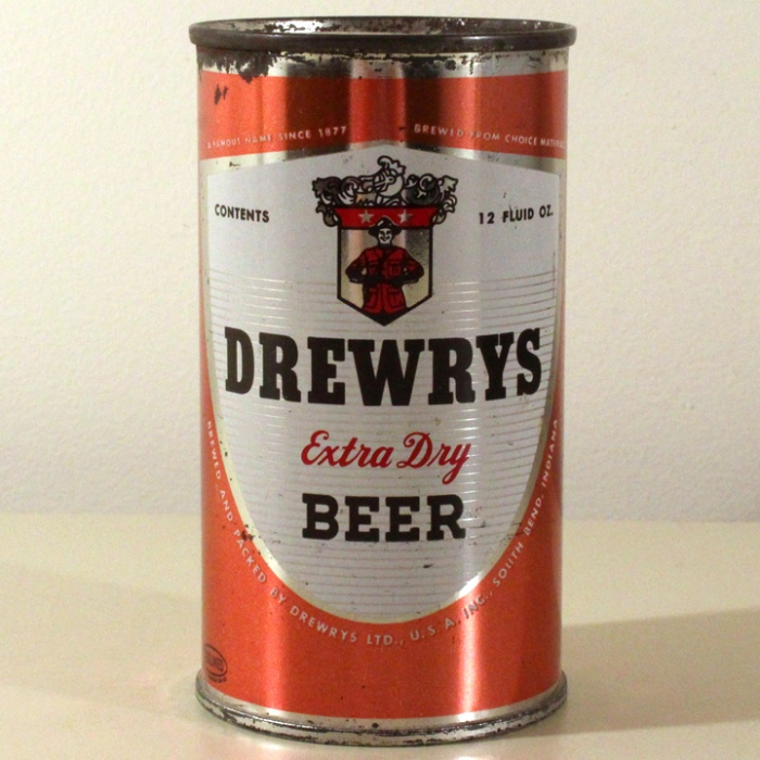 "Drewrys Extra Dry Beer ""Your Character"" 056-36 Beer"