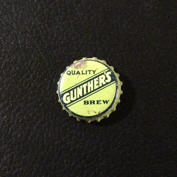 Gunther's Quality Brew Beer