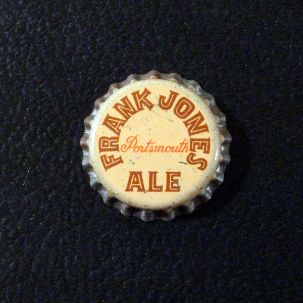 Frank Jones Portsmouth Ale Beer