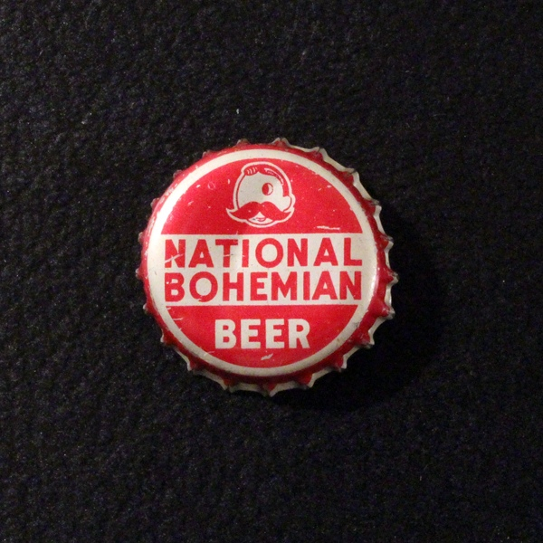 National Bohemian Beer Right Eye Beer
