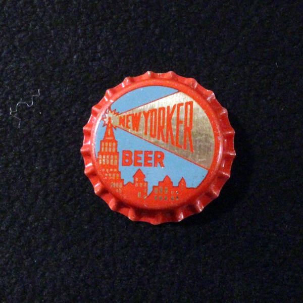 New Yorker Beer Orange Beer