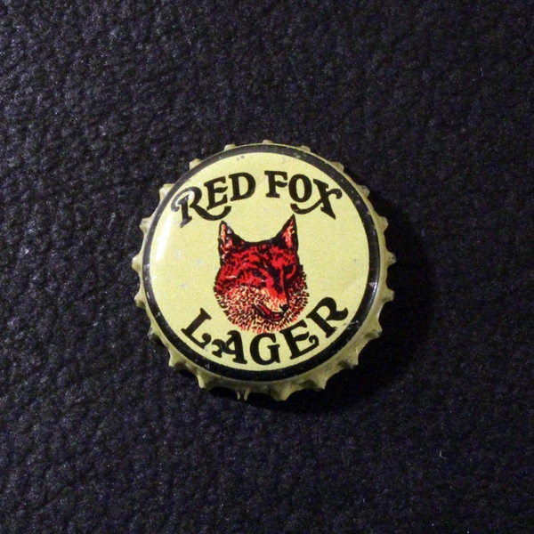 Red Fox Lager Beer