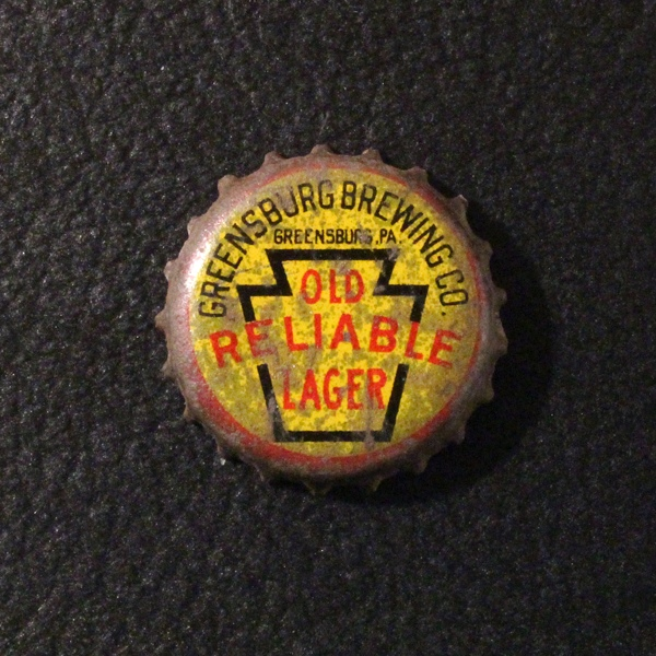 Old Reliable Lager PA Tax Beer