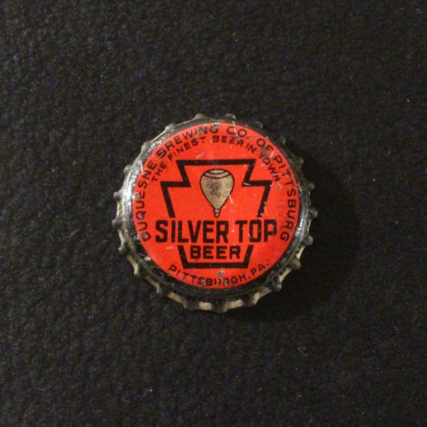 Silver Top Beer red PA Tax Beer