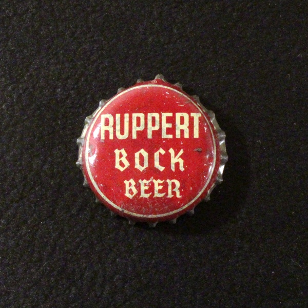 Ruppert Bock Beer Beer