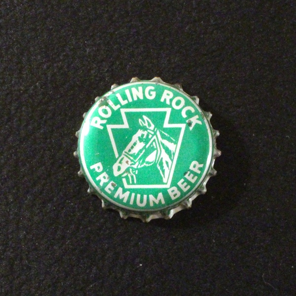 Rolling Rock Premium Beer PA Tax Beer