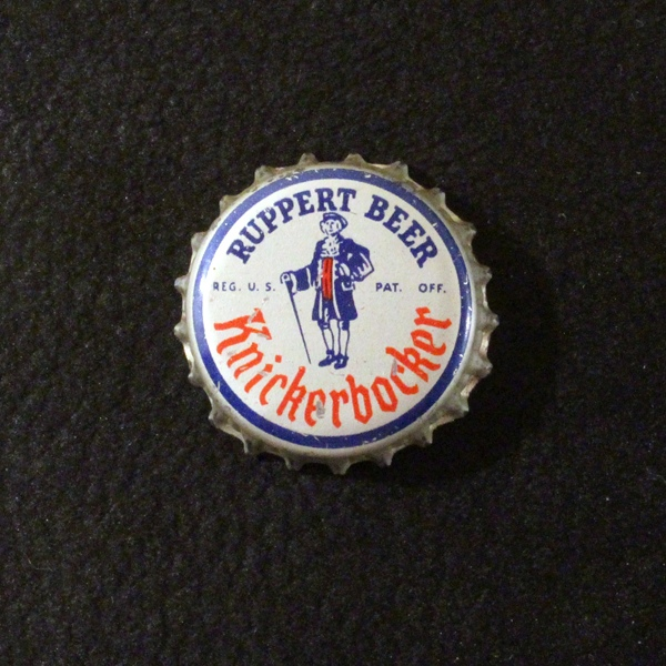 Ruppert Knickerbocker Beer Beer