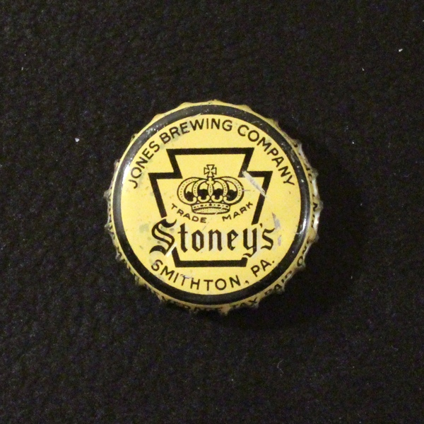 Stoney's Black PA Tax Beer