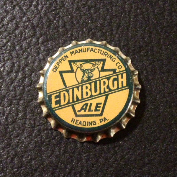 Edinburgh Ale PA Tax Beer