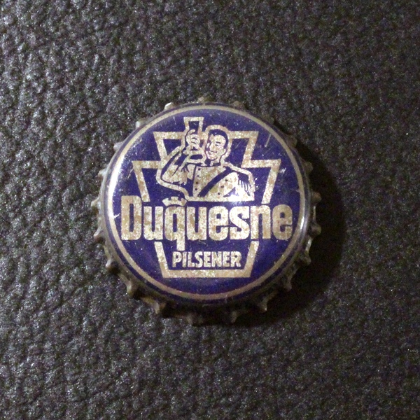 Duquesne Pilsener Blue PA Tax Beer