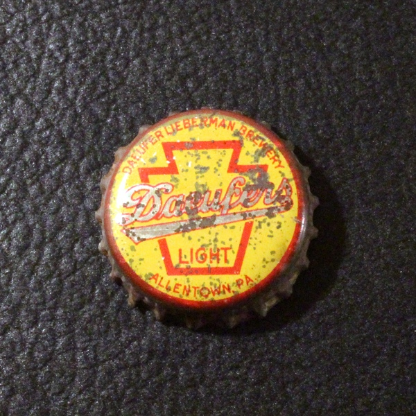 Daeufer's Light Yellow PA Tax Beer