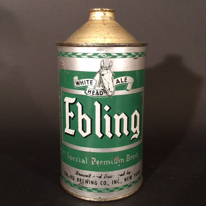 Ebling Whithehead Ale 207-03 Beer