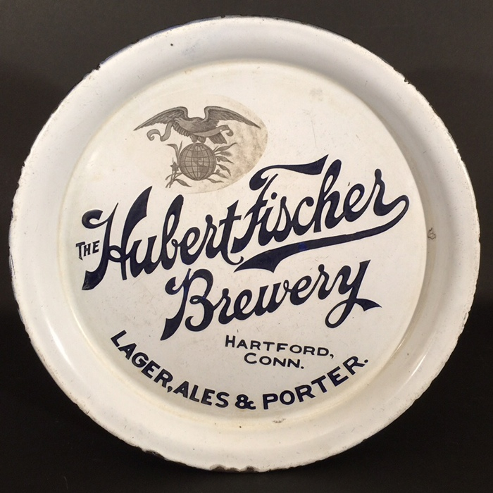 Hubert Fischer Porcelain Eagle Beer