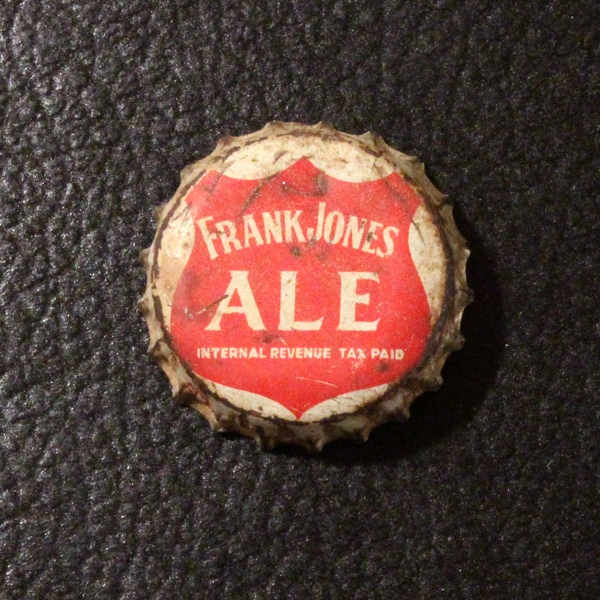 Frank Jones Ale Beer