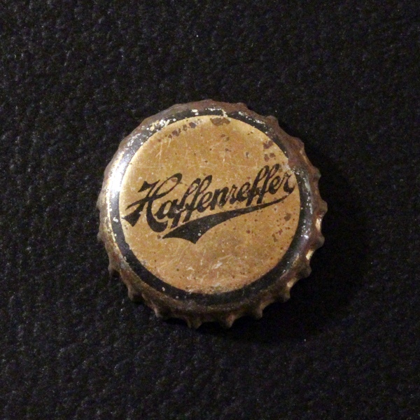 Haffenreffer Gold Beer