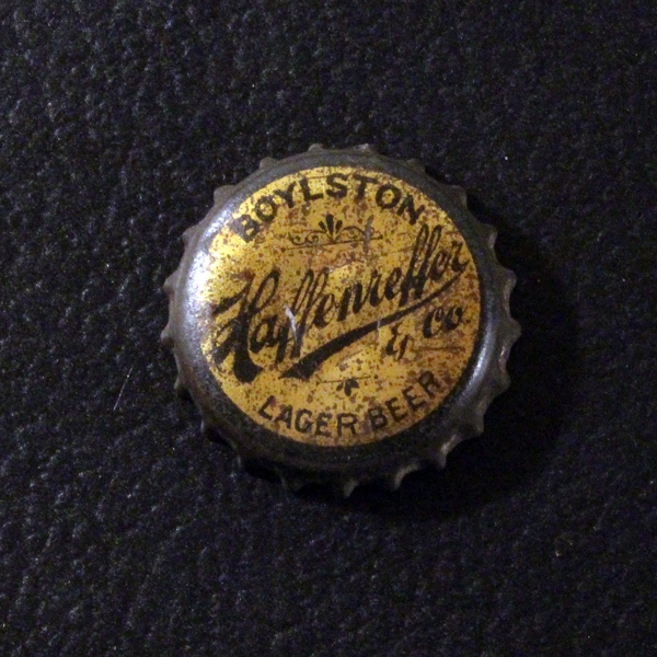 Haffenreffer & Co. Boylston Lager Beer Beer