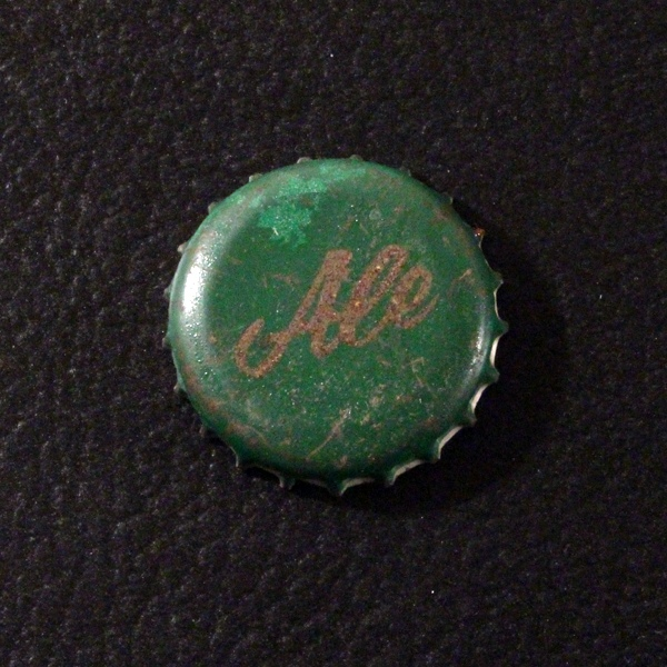 Ale (Generic Cap Used by Hampden-Harvard) Beer