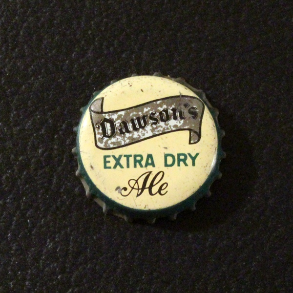 Dawson's Extra Dry Ale Beer