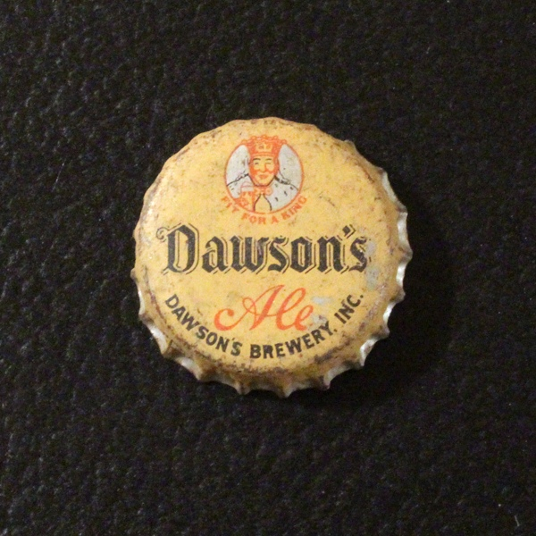 Dawson's Ale Yellow Skirt Beer