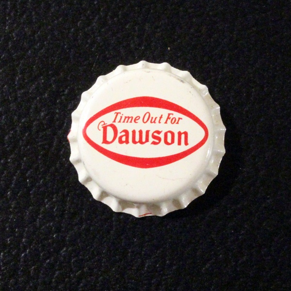 "Dawson Beer ""Time Out For Dawson"" Beer"