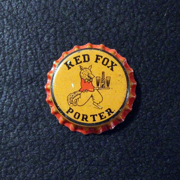 Red Fox Porter Beer