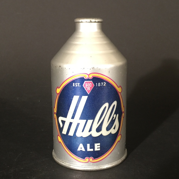 Hull's Ale 195-26 Beer