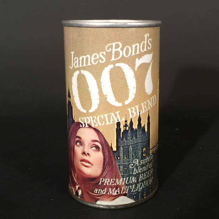 James Bond 007 82-29 Beer