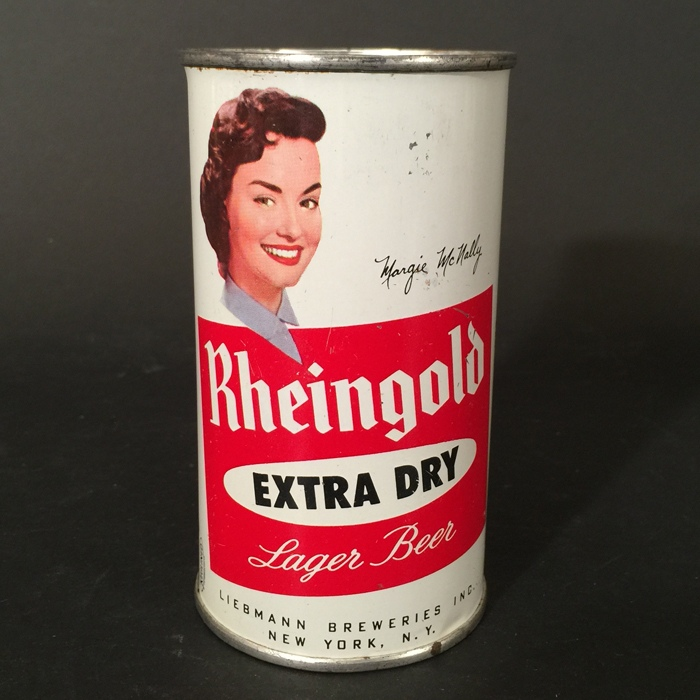 Rheingold Margie McNally 124-13 Beer